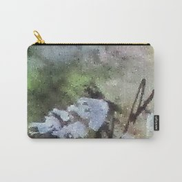 Digital Abstract No4. Carry-All Pouch