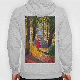 Little Red Riding Hood Hoody