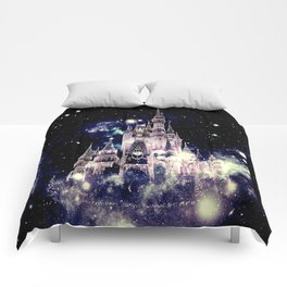 Celestial Palace Amethyst Comforters