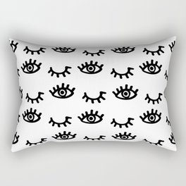 Follow / Unfollow Rectangular Pillow