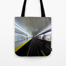 Speed No 3 Tote Bag