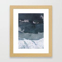 sea 2 Framed Art Print