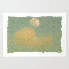 Gold 1 Art Print