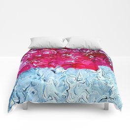 Amoré Tempesto (Love Storm) Comforters