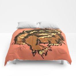 Itty the ferret boy Comforters