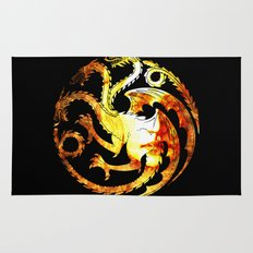 Bride of Fire v2 t shirt Rug