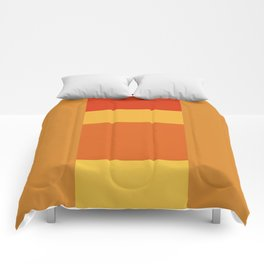 Tequila Sunrise No. 3 Comforters