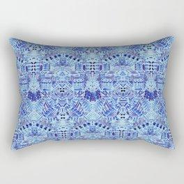 Trini - Dark Rectangular Pillow