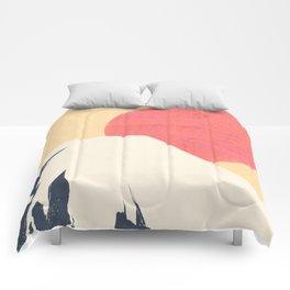 Dreams of Fuji Comforters