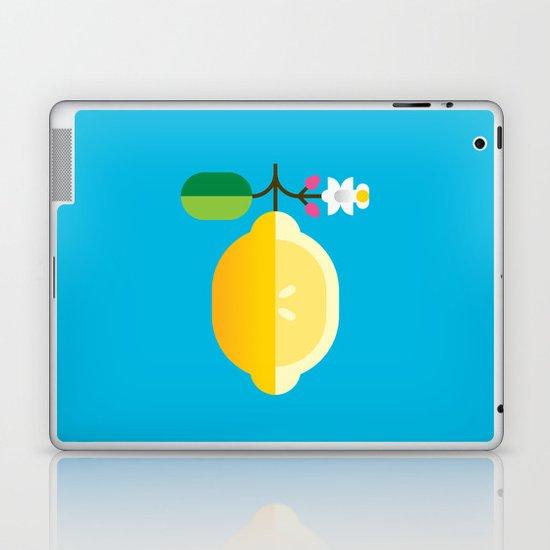 Fruit: Lemon Laptop & iPad Skin