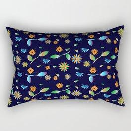 Traditional Inspiration Pattern I Rectangular Pillow