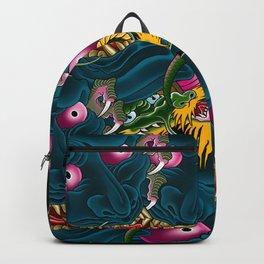 Hannya X Dragon Backpack