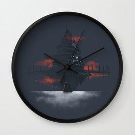 Sword Art Online - Aincrad Wall Clock