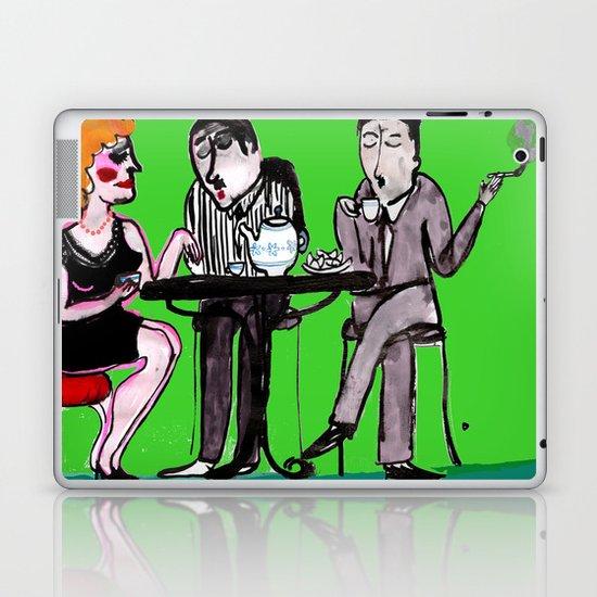 bonne journee Laptop & iPad Skin