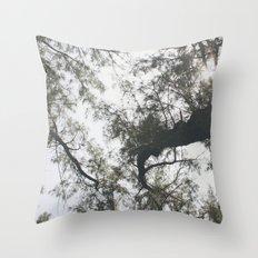 Above Throw Pillow