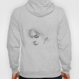 In my dreams you are a part of me. P8 Hoody