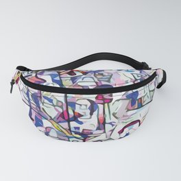 Crowd - 9 Fanny Pack