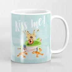 The frog prince Mug
