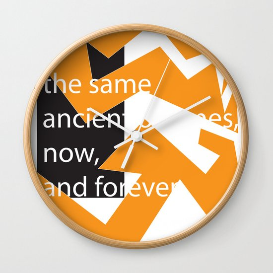 The Same Wall Clock