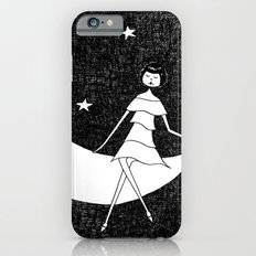 To the moon and back iPhone 6s Slim Case