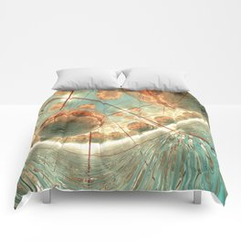 The impossible sea Comforters