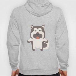 Norwegian Elkhound Gift Idea Hoody