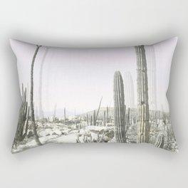 it's just too hot Rectangular Pillow