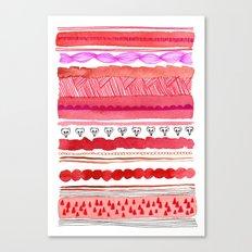 Pattern / Nr. 5 Canvas Print