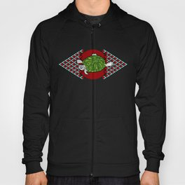 Swimming Terrapin Hoody