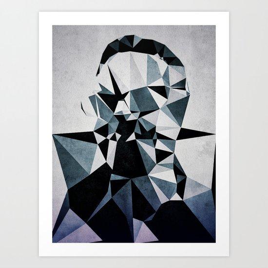 pyly fyce Art Print
