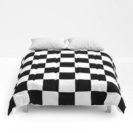 Checkerboard Comforters