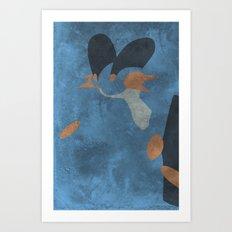 Swampert Art Print