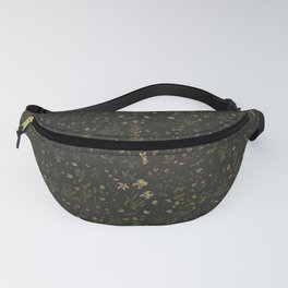 Old World Florals Fanny Pack