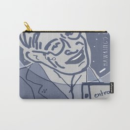 Dear Stephen Hawking / Stay Wild Collection Carry-All Pouch