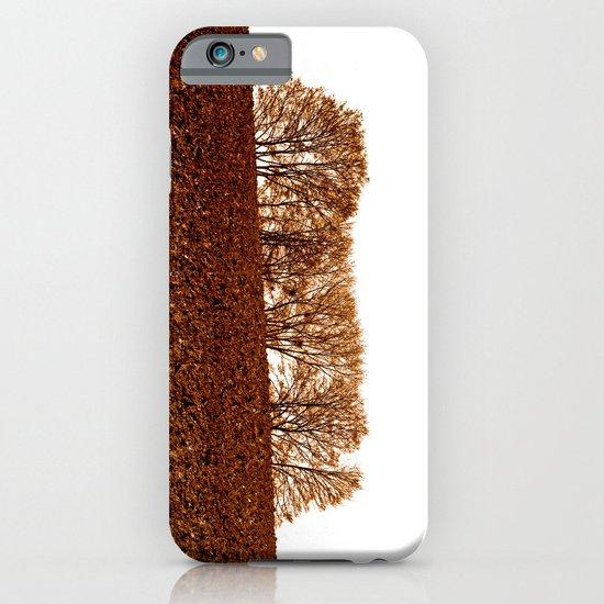 autumn field II iPhone & iPod Case