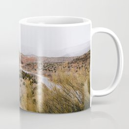 Mist in New Mexico Coffee Mug