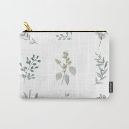 Botanical elements Carry-All Pouch