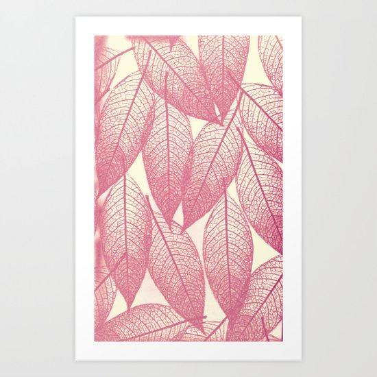 gentle mood Art Print