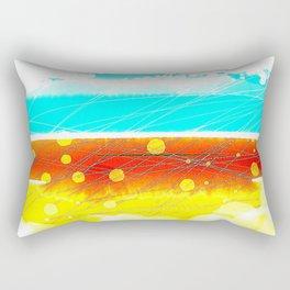 Paradise Beach Rectangular Pillow