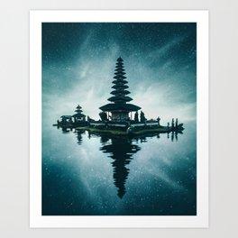 Indonesia Art Print