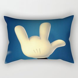 Topolino 1 Rectangular Pillow