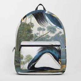 Mallard Duck - John James Audubon Backpack