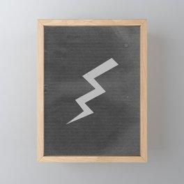 Forgotten Ideas Framed Mini Art Print