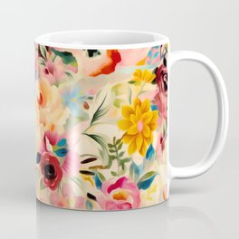 Picnic BLOOMS Coffee Mug