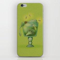 Green Fairy iPhone & iPod Skin