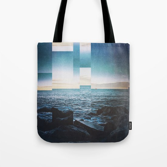 Fractions A08 Tote Bag