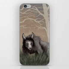 Forest Beastie iPhone & iPod Skin