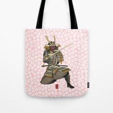 Samurai 1 Version A Tote Bag