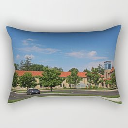 Lourdes University-  Mother Adelaide Hall Rectangular Pillow