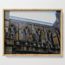 Truro Cathedral Architecture Serving Tray